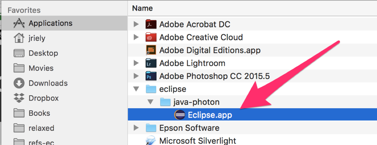 CSC300: Install Eclipse [2019/04/01-03]